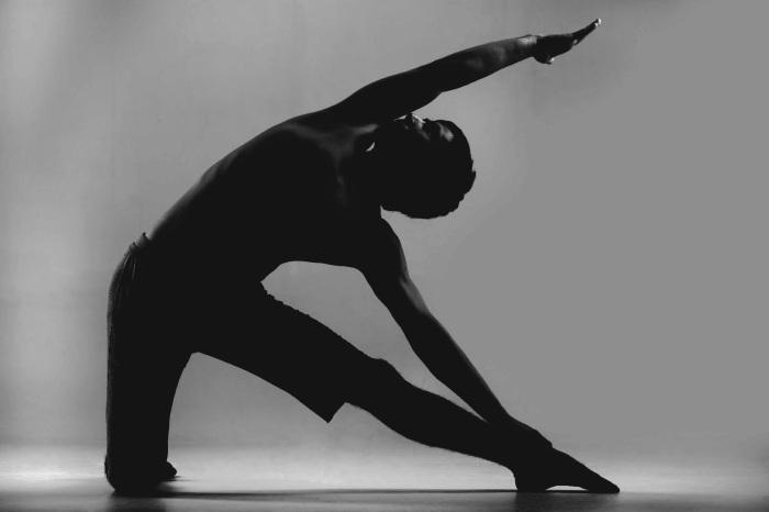 Gate Yoga Pose